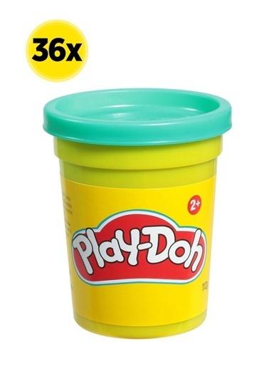 Hasbro Play-Doh Tekli Hamur X 36 Adet Renkli